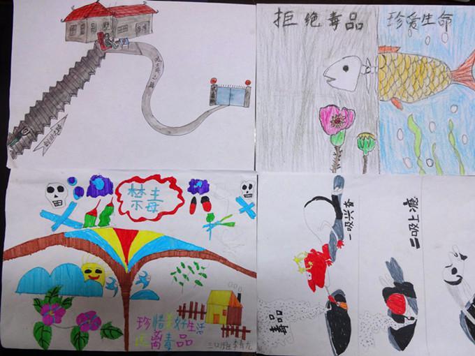 学生参赛作品图片