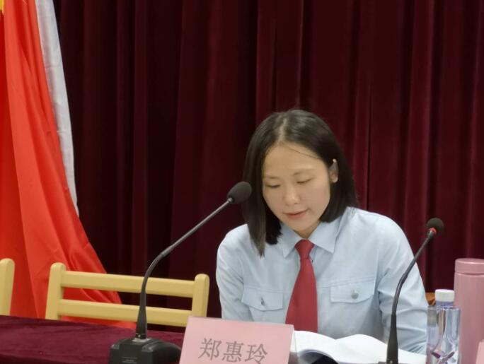 惠安县东岭镇举办幼儿教职工法治讲座(图)